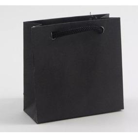Sacolinha Lisa Para Presente E Jóias - 10x10 Cm - Kit C/ 100