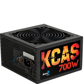 Fonte Aerocool 700w Kcas En53381 80plusbronze Atx12v/2.3 Pfc