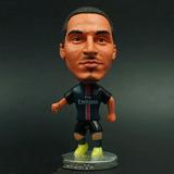 Miniatura Ibrahimovic Com Camisa Psg Paris Saint Germain