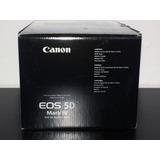 New Canon Eos 5d Mark Iv 30.4mp Digital Slr Camera - Black (
