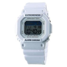 97f23eec734 Relogio Feminino Digital Couro - Relógios De Pulso no Mercado Livre ...