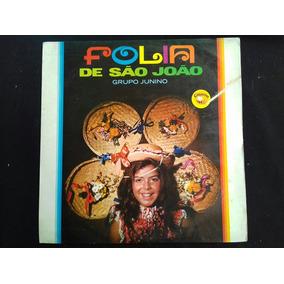 Lp Grupo Junino Folia De São João - Vinil   LPs de Música no Mercado ... c110d650fe8