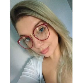6ed2a9d15150d Oculos Redondo Sem Grau Barato - Óculos no Mercado Livre Brasil