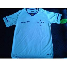 Camisa Oficial Cruzeiro Penalty Com Etiqueta ! cca9e7ec7ec04