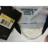 Camiseta Y Short Tottenham Hotspur, Vers. Home, Talla Small