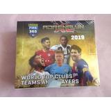 Adrenalyn Xl 2019 Fifa 365 Tarjetas Caja + Tin Box + Envio