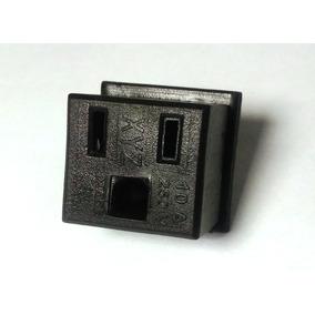 Kit 20un Plug Adapt. 2 Pinos + T P/ 2 Pinos Padrão Antigo
