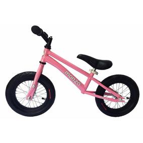 Balance Bike, Bici De Balance, Bici Sin Pedales, Monzo, Rosa