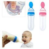 Cuchara Dispensadora Para Sopas, Jugos Y Papillas Para Bebés