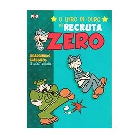 O Livro De Ouro Do Recruta Zero - Mort Walker