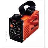Maquina De Solda Inversora 145a Velocce Plus 220v + Brindes
