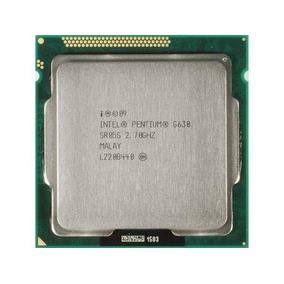 Proc. Intel Pentium G630 3m 2.70 Ghz Ddr3 Lga 1155 Sem Coole