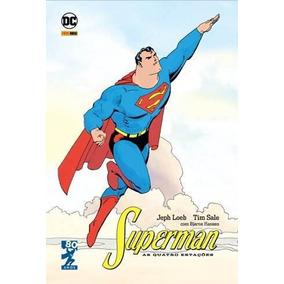 Superman: As Quatro Estações - Capa Dura - Dc Comics