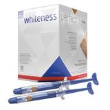Kit Clareador Dental Whiteness Perfect 16% Com 7 Bisnagas