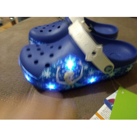 Crocs Frozen Luces