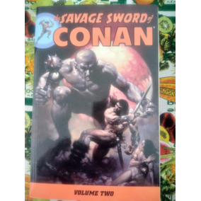 Savage Sword Of Conan Tpb 2 Dark Horse