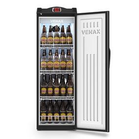 Cervejeira Expm 200l 110v Adesivada/preto Fosco Venax