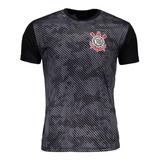 Camiseta Corinthians Basic Camuflagem