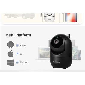 Camera Wireless Ip Inqmega Hd Visão Noturna - Pronta Entrega