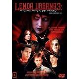 Dvd Original - Lenda Urbana 3: A Vingança De Mary
