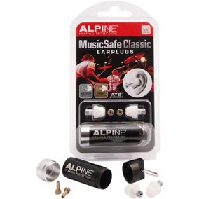 Protetor Auricular Alpine Music Safe Classic - Para Músicos
