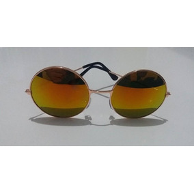 da4838423dab6 Oculos Lennon Laranja - Óculos no Mercado Livre Brasil
