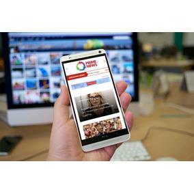 Lançamento Portal De Notícias Administrável 2019