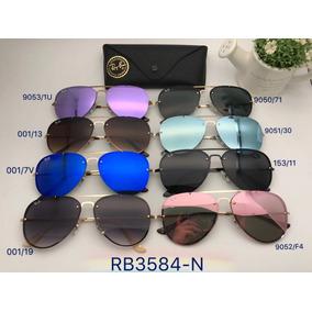 8bcc64cbb1d75 Oculos Ray Ban Aviador Todas As Cores - Óculos no Mercado Livre Brasil