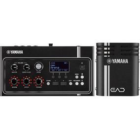 Módulo Yamaha Ead10 Trigger Bateria Acústica Eletrônica