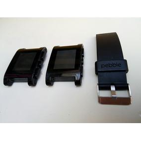2 Smartwatch Pebble, 1 Extensible