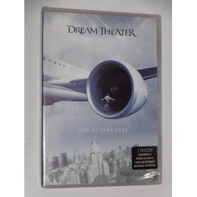 Dvd Duplo Dream Theater Live At Luna Park C/ Extras Lacrado