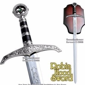 Espada Robin Hood Medieval Robin Of Locksley Inox