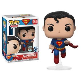 Funko Pop - Superman - Flying Superman 80th Anniversary 251
