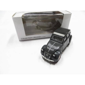Kit Miniatura Citroen Traction 2cv C/10 Pçs