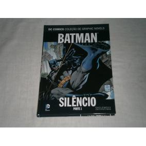 Graphic Novel Da Dc Batman E Superman - Capa Dura Livro