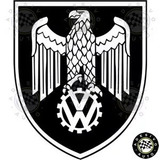 Adesivo Brasão Vw Volkswagen A Pronta Entrega Envio Imediato