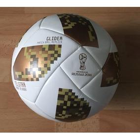 Formidable Balon Final Mundial 2018 Telstar Dorado Talla 5 67c5a8ec3fb09