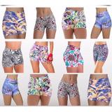 Super Kit Atacado I 5 Calças 5 Bermudas 5 Shorts Legging