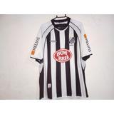 Camisa Santos 2004 - Camisas de Times de Futebol no Mercado Livre Brasil 66c4f8ec619f9