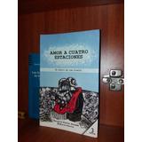 Libro En Fisico Amor A 4 Estaciones