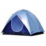 Barraca Camping Luna 4 Pessoas Mor Camping.