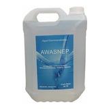 Agua Desmineralizada Destilada 5l Auto