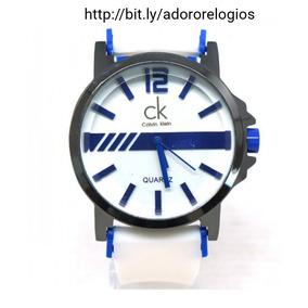 Vidro De Relogio Calvin Klein - Relógios De Pulso no Mercado Livre ... a75135302a