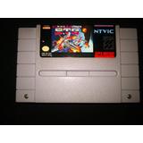 Strike Gunner S.t.g Super Nintendo.