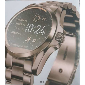 Relogio Michael Kors Smartwatch Cobre - Relógios De Pulso no Mercado ... 8c84025668