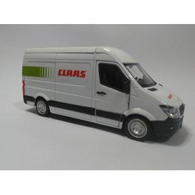 Miniatura Van Sprinter Dhl - 1:36