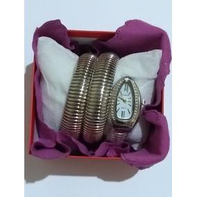 95662bdcf31 Relogio Cobra Feminino - Relógios De Pulso no Mercado Livre Brasil