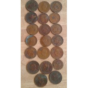 Monedas Mexicanas Antiguas De 5 Y 10 Ctvs