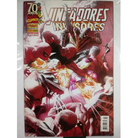 Vingadores & Invasores N° 2