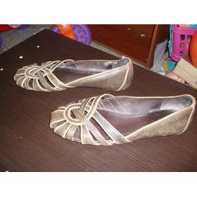 Zapatos Tipo Bailarina Timberland Talla 39. Bs. 13.000 349ee6bb345a